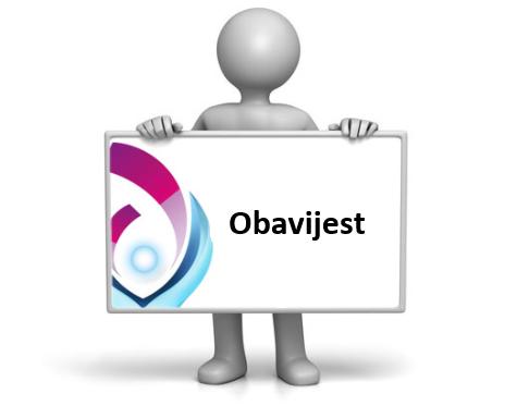 RASPORED SMJENA I NAČINA POHAĐANJA NASTAVE – 6. TJEDAN (12. listopada – 16. listopada)