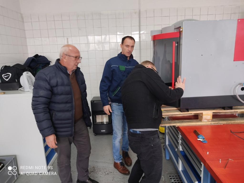SERVIS CNC-GLODALICE