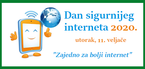 Dan sigurnijeg interneta 2019. / 2020. – Kviz