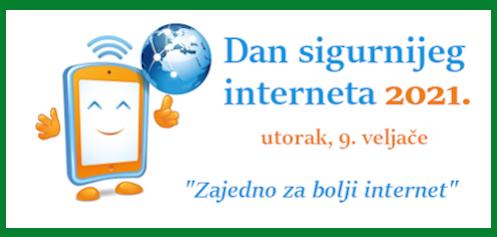 Dan sigurnijeg interneta 2020. / 2021. – Sloboda govora na internetu: što je prihvatljivo, a što ne?