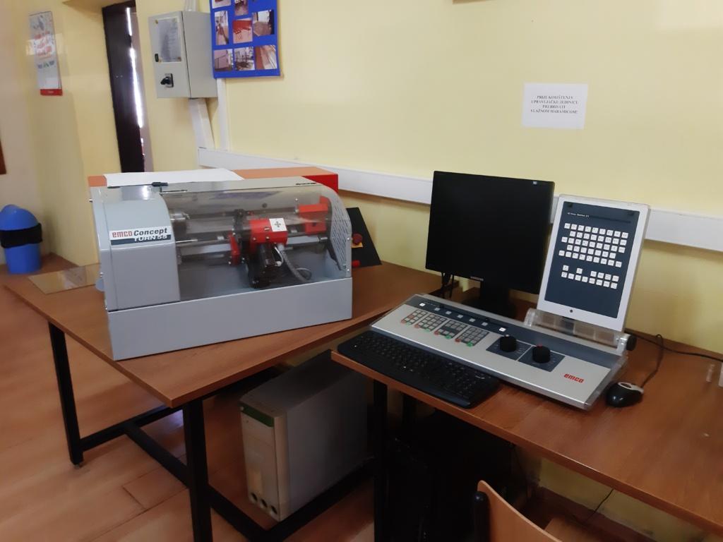 CNC PRAKTIKUM